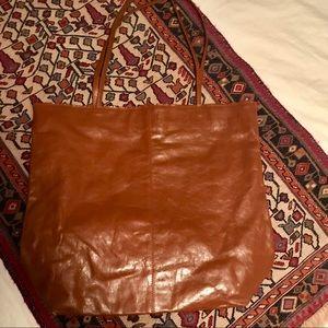 Latico Brown Leather Tote
